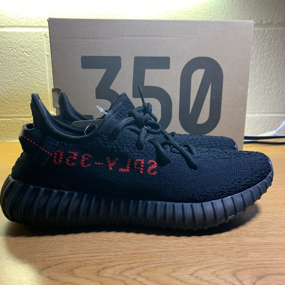 superior quality 7c975 06fcd Yeezy Boost 350 V2 Bred NWT